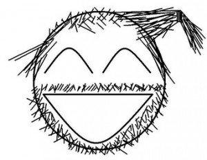 Ronan Herraux (auto-caricature)
